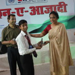 Meritorious Students being Awarded for their Academic Achievements- (7)