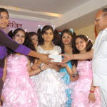 Students being awarded for their performance in Cultural Programme- (6)